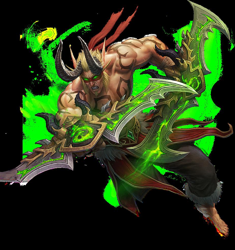 Vengeance Demon Hunter icon.