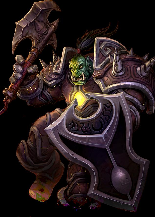 Fury Warrior icon.
