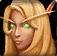 Blood Elf icon.