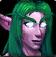 Night Elf icon.